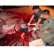 Bloody Bath III Crash Scene