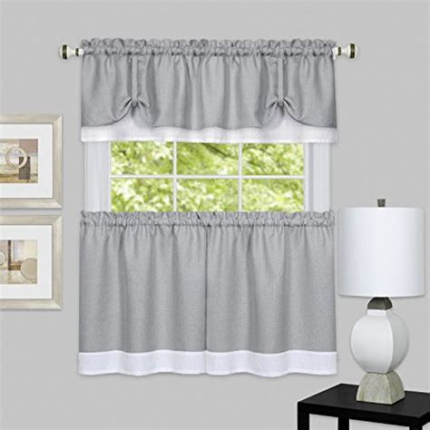 Kitchen Curtains For Sale Top Best 5 Kitchen Valance Curtains For Sale 2016 Product Boomsbeat