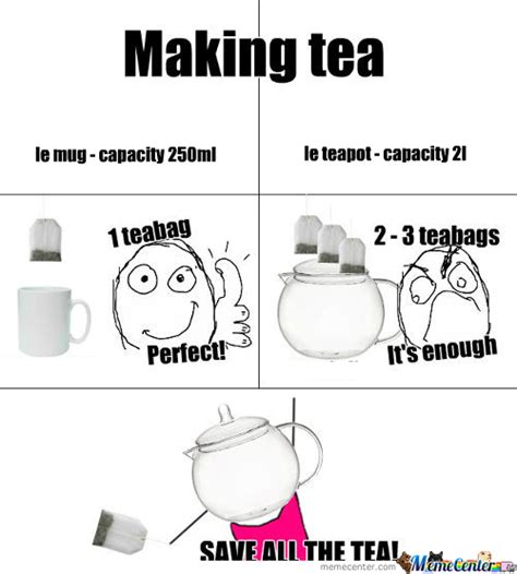 How To Make A Meme Picture - rmx rmx making of tea by recyclebin meme center