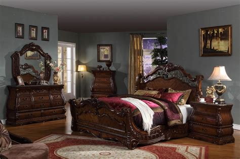 king size bedroom furniture raya marble top picture sets