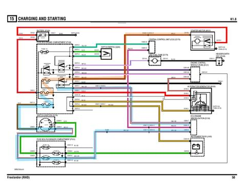 land rover freelander wiring diagram efcaviation