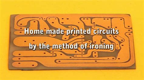 pcb designer jobs new zealand home made printed circuits by the method of ironing doovi
