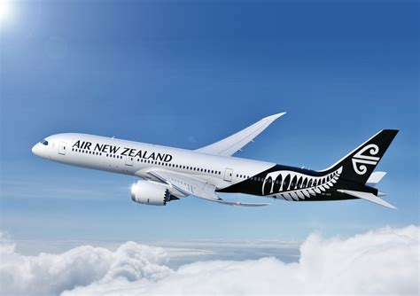 design is in the air air new zealand s new livery shows cultural roots are