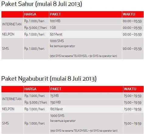 kode paket gratis kartu as paket nelpon as terbaru selama ramadhan 1438 h