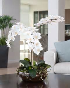 Marbles For Vases Deluxe Phalaenopsis Silk Orchid At Petals