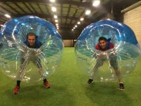 Bubble soccer snohomish sports institute