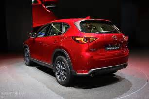 2017 mazda cx 5 brags with soul paintwork in