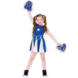 kid cheerleader halloween costumes kids high cheerleader cheer dress halloween costume