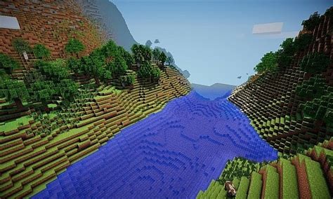 Beautiful Project by Beautiful Mountains Minecraft Project