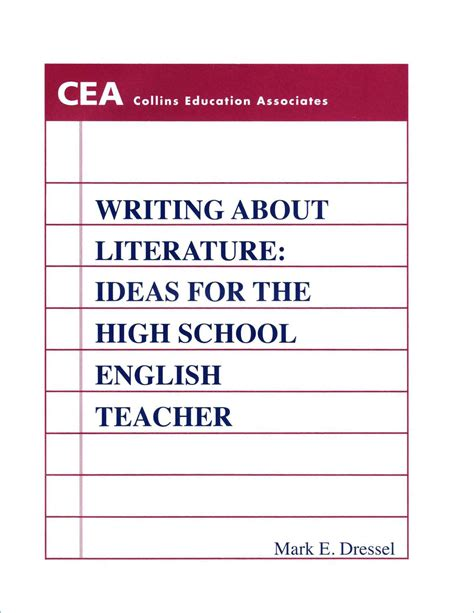 literature themes for high school writing about literature ideas for the high school