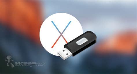 Usb Bootable Osx El Capitan 10105 how to create os x el capitan bootable usb flash drive