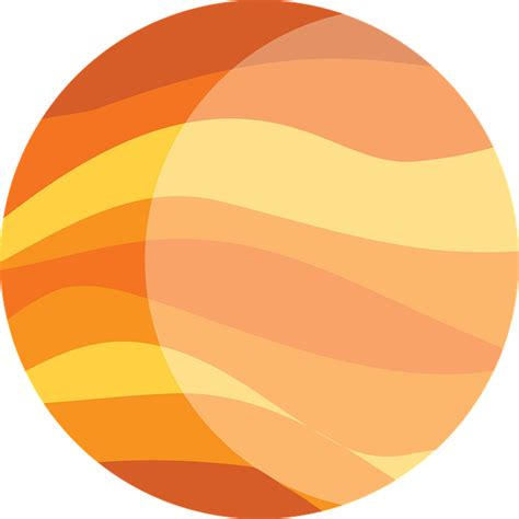 jupiter clipart free illustration jupiter orange planet free image on