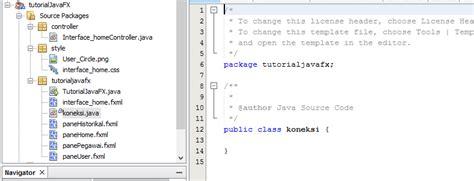 membuat koneksi database java cara membuat koneksi database di javafx javasc developer