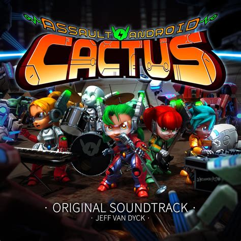 android assault cactus assault android cactus soundtrack soundtrack from assault android cactus soundtrack