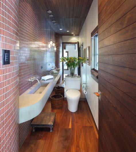 small narrow bathroom ideas decorating tips for smaller en suite bathrooms
