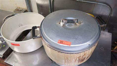 Rice Cooker Rinnai 10 Liter large rinnai ricemaster rice cooker warmer