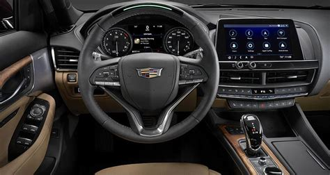 2020 Cadillac Ct5 Price by Stylish 2020 Cadillac Ct5 And Ct5 V Unveiled Consumer