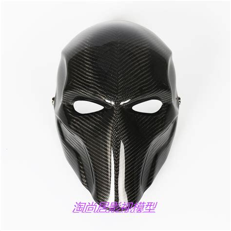 Topeng Mask Clay Who Am I Fiber cool green arrow mask carbon fiber mask arrow in masks from home garden on