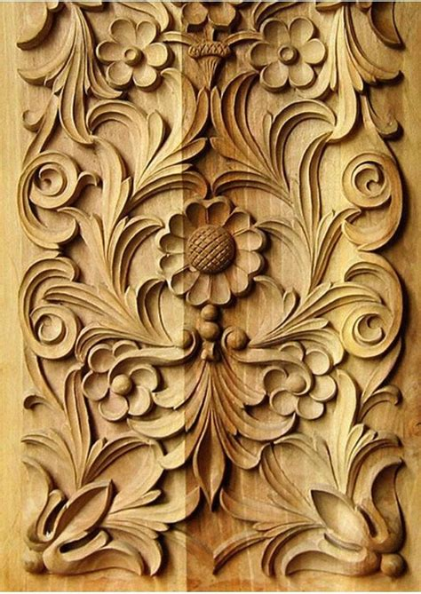 pattern for wood carving carved flowers and floral patterns woodcarving classic