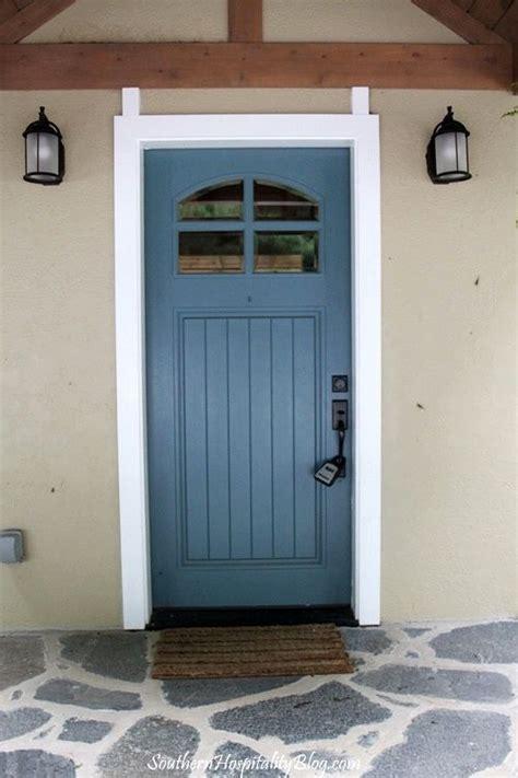 front door blue 17 best images about home misc improvement on pinterest