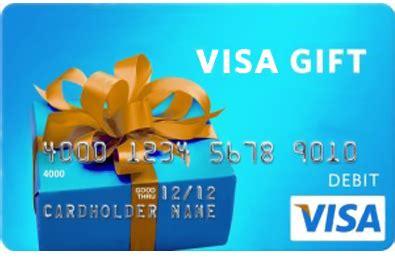 Visa Gift Card Wedding Registry - win a 50 visa gift card los angeles draws daily draws coupons contests and more