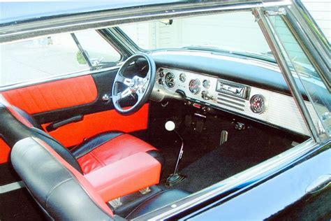1956 studebaker golden hawk custom 2 door 138168