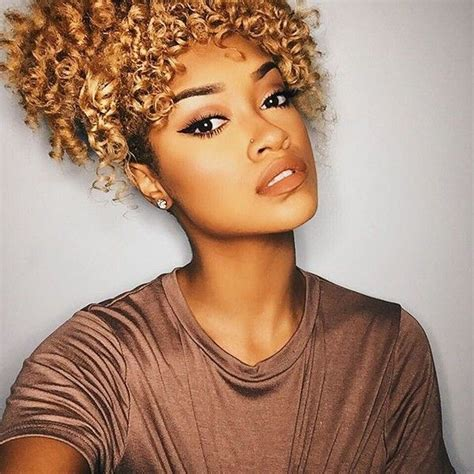blonde natural hairstyles best 20 blonde natural hair ideas on pinterest afro