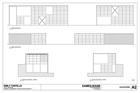 eames house section wix com portfolio created by ektantillo based on artistic