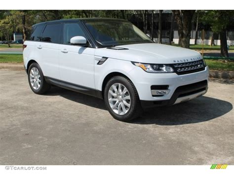 land rover hse white yulong white 2017 land rover range rover sport hse