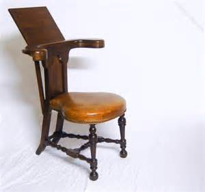 reading chair nineteenth century oak reading chair antiques atlas