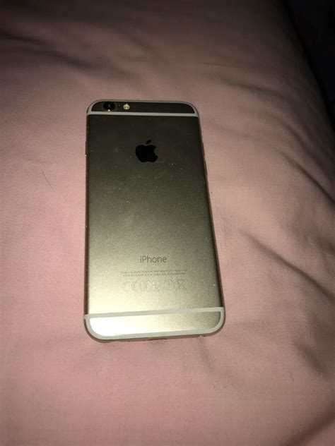 Iphone 6 Gold iphone 6 gold in paisley renfrewshire gumtree