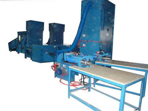 Fiber Pillow Filling Machine by Automatic Fiber Pillow Filling Machine In Qingdao