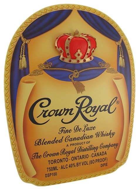 Crown Royal Label Template Www Imgkid Com The Image Kid Has It Crown Royal Label Template