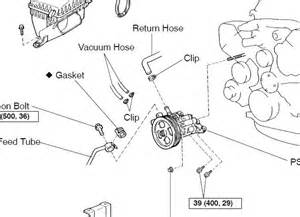 2006 Lexus Gs300 Power Steering Power Steering Change Clublexus Lexus Forum