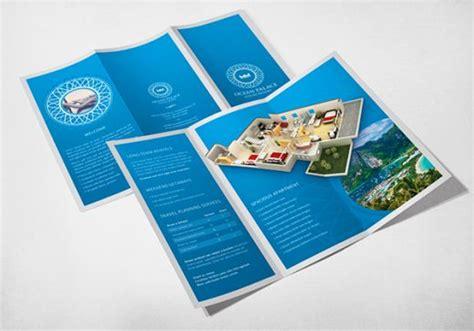 depliant design inspiration 31 inspirational tri fold brochure designs colorlava