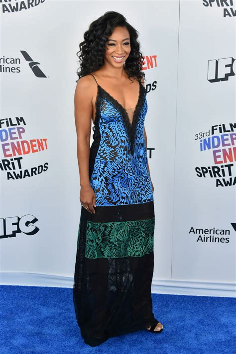 Independent Spirit Awards by Betty Gabriel 2018 Independent Spirit Awards In