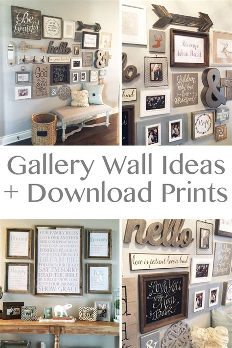 gallery wall ideas gallery wall idea entry way gallery wall how to art