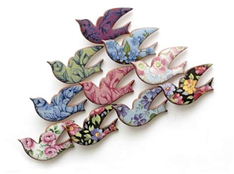 Handmade Brooches Uk - stockwell ceramics giftware manufacturers in saltash