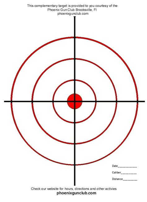 printable targets for handguns the gallery for gt printable targets for pistol shooting