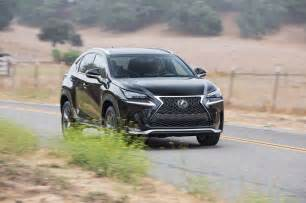 2015 lexus nx 200t f sport 300h test photo gallery