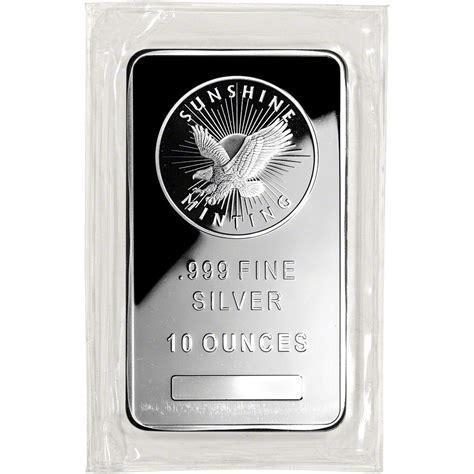 10 oz silver bar minting 999 ebay - 10 Oz Silver Bar