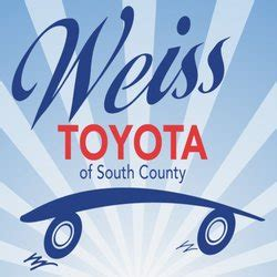 Weiss Toyota Weiss Toyota Of South County 14 Reviews Car Dealers
