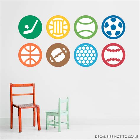 sports wall stickers sports wall stickers home sports theme wall stickers