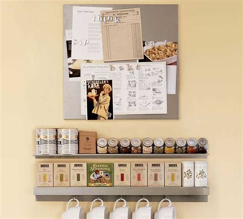 kitchen wall storage ideas beautiful kitchen wall d 233 cor ideas decozilla