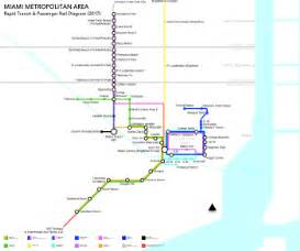 Miami Transit Map by Transportation In South Florida Wikipedia