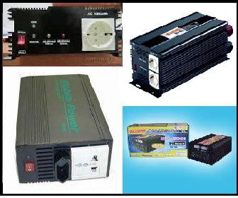 Harga Dan Spesifikasi Power Inverter kenapa harga inverter berbeda beda inverter surabaya