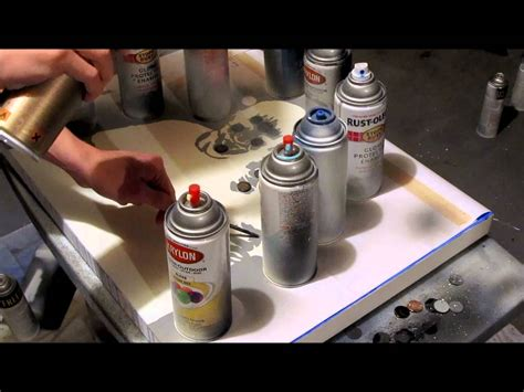 spray paint pictures spray paint multi layer stencil