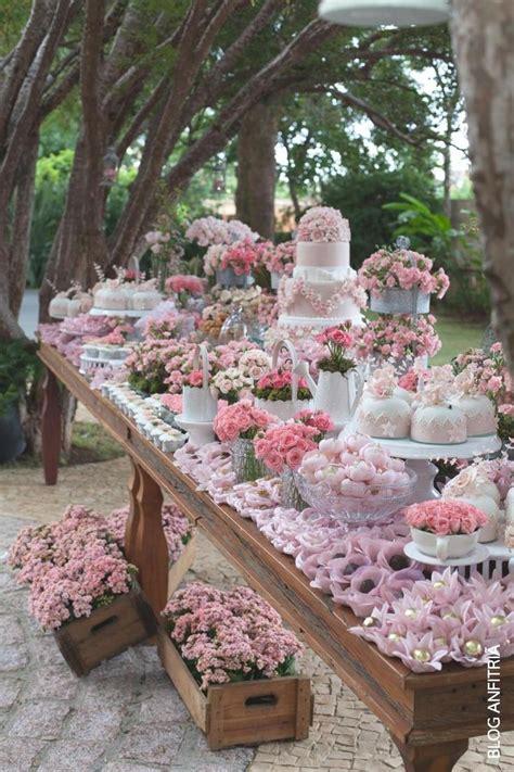 decoracion de mesa de postres  pastel  fiesta de xv