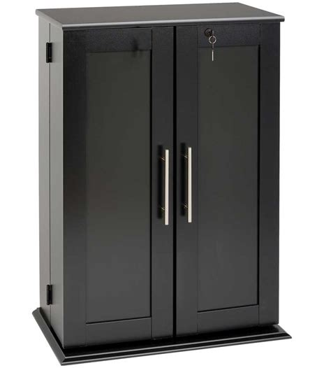large dvd cabinet with doors media storage cabinets with doors 48 quot tall media
