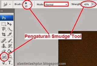 tutorial membuat smudge cara sederhana membuat smudge painting di photoshop
